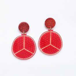 pomegranate-earrings-1a