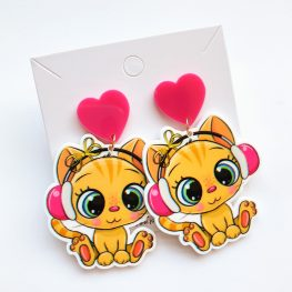 cant-stop-the-music-cute-cat-earrings-1