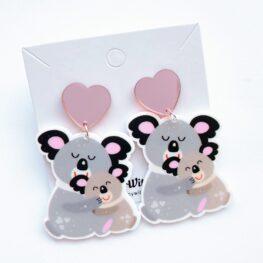 mothers-day-cute-hugging-koala-earrings-2