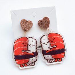mothers-day-cute-sushi-earrings-1