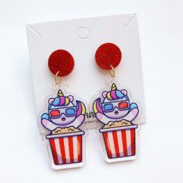 movie-day-popcorn-unicorn-earrings-1