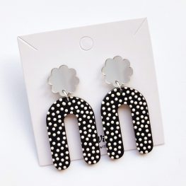 black-and-white-polka-dot-earrings-1a