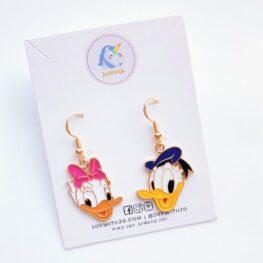 daisy-and-donald-duck-earrings-disney-earrings-enamel-earrings-1