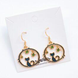 starry-starry-night-cat-earrings-1