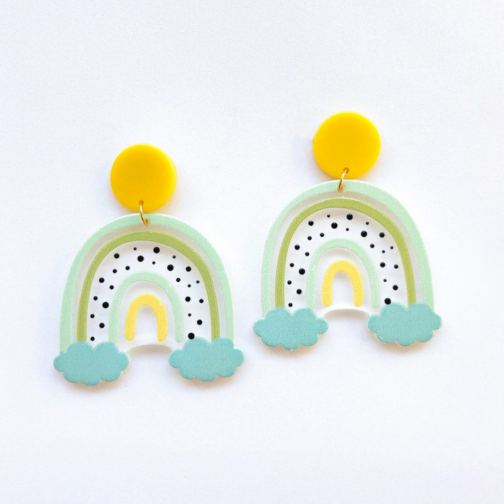 somewhere-over-the-rainbow-earrings-yellow-1