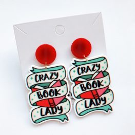 crazy-book-lady-earrings-1