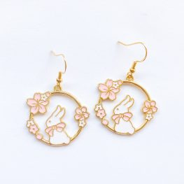 fun-floral-rabbit-earrings-1