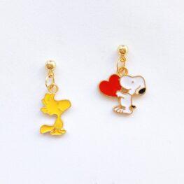 snoopy-and-woodstock-stud-earrings-1