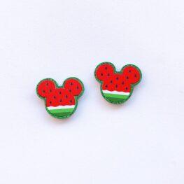 cute-mickey-watermelon-stud-earrings-1a