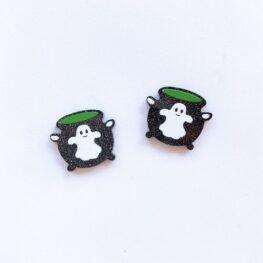 ghost-on-a-cauldron-halloween-earrings-1
