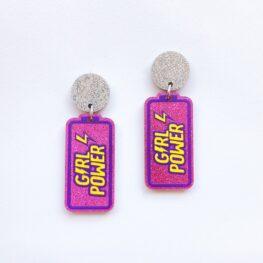 glittery-girl-power-earrings-1a