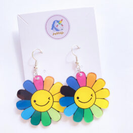 just-smile-and-be-happy-floral-earrings-rainbow-1
