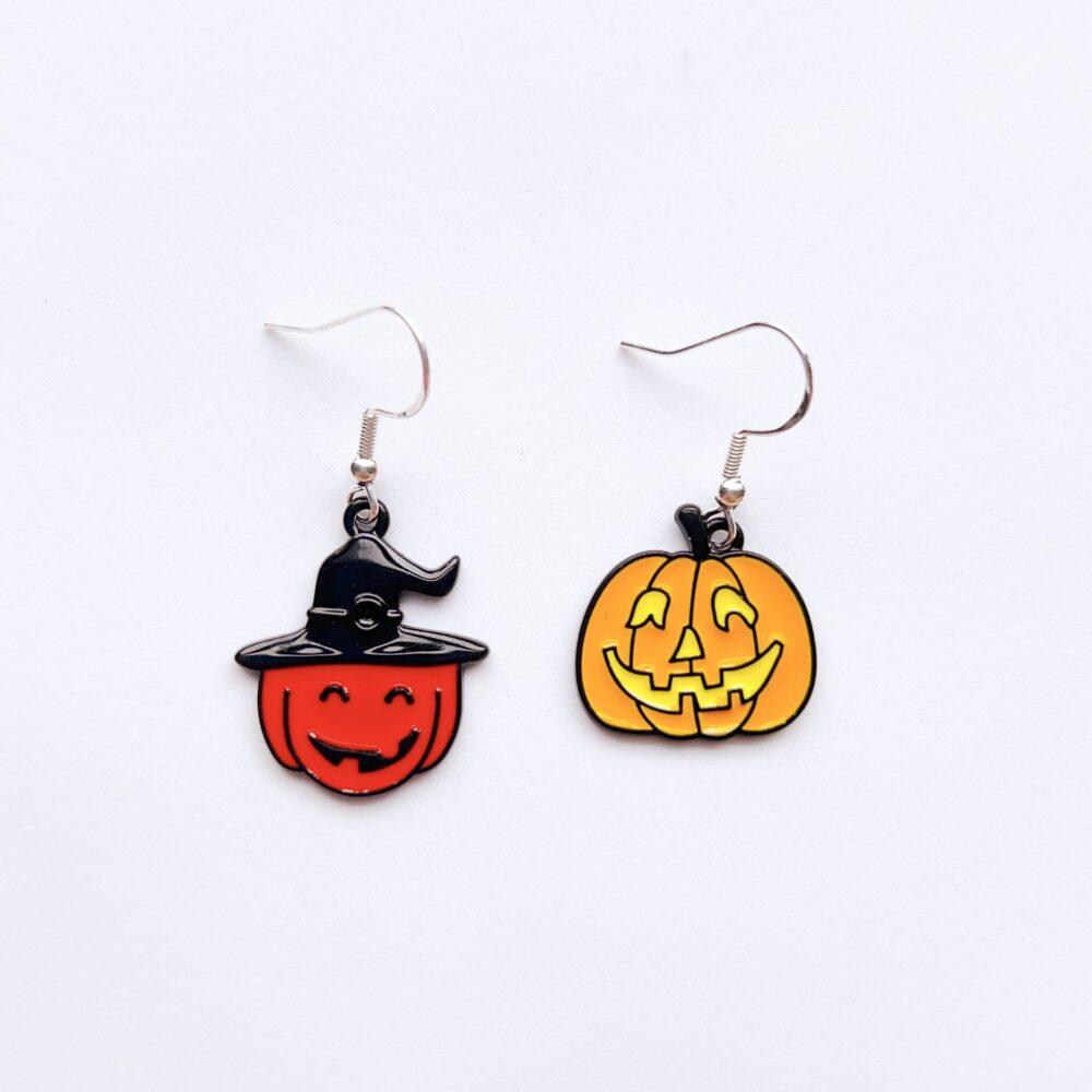 cute-pumpkins-enamel-halloween-earrings-1
