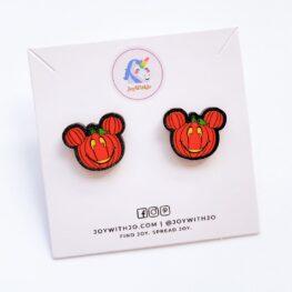 mickey-pumpkin-stud-earrings-halloween-earrings-1a