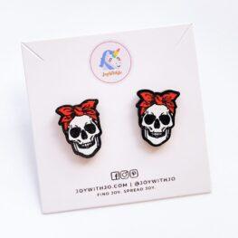 retro-skull-stud-earrings-halloween-earrings-1a
