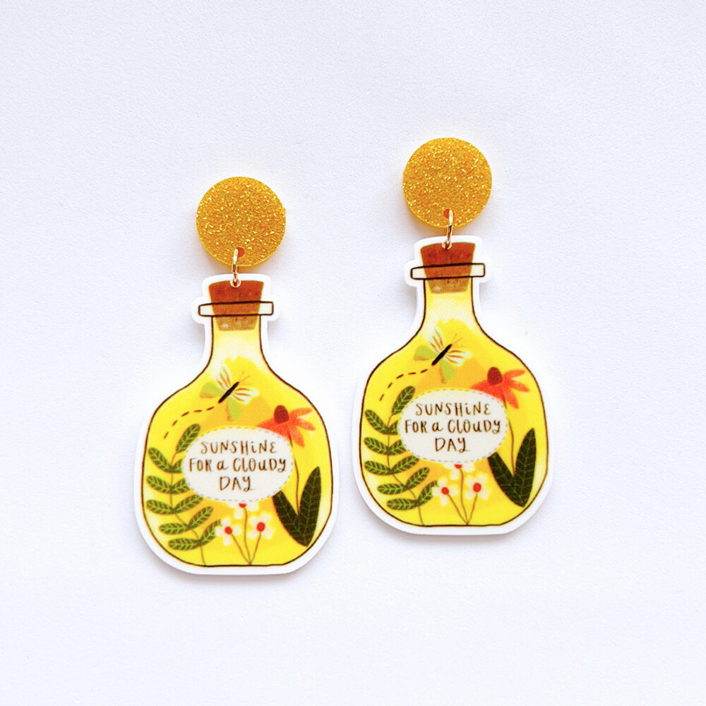 sunshine-for-a-cloudy-day-inspirational-earrings-1