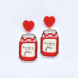 teaching-is-my-jam-teacher-earrings-1a